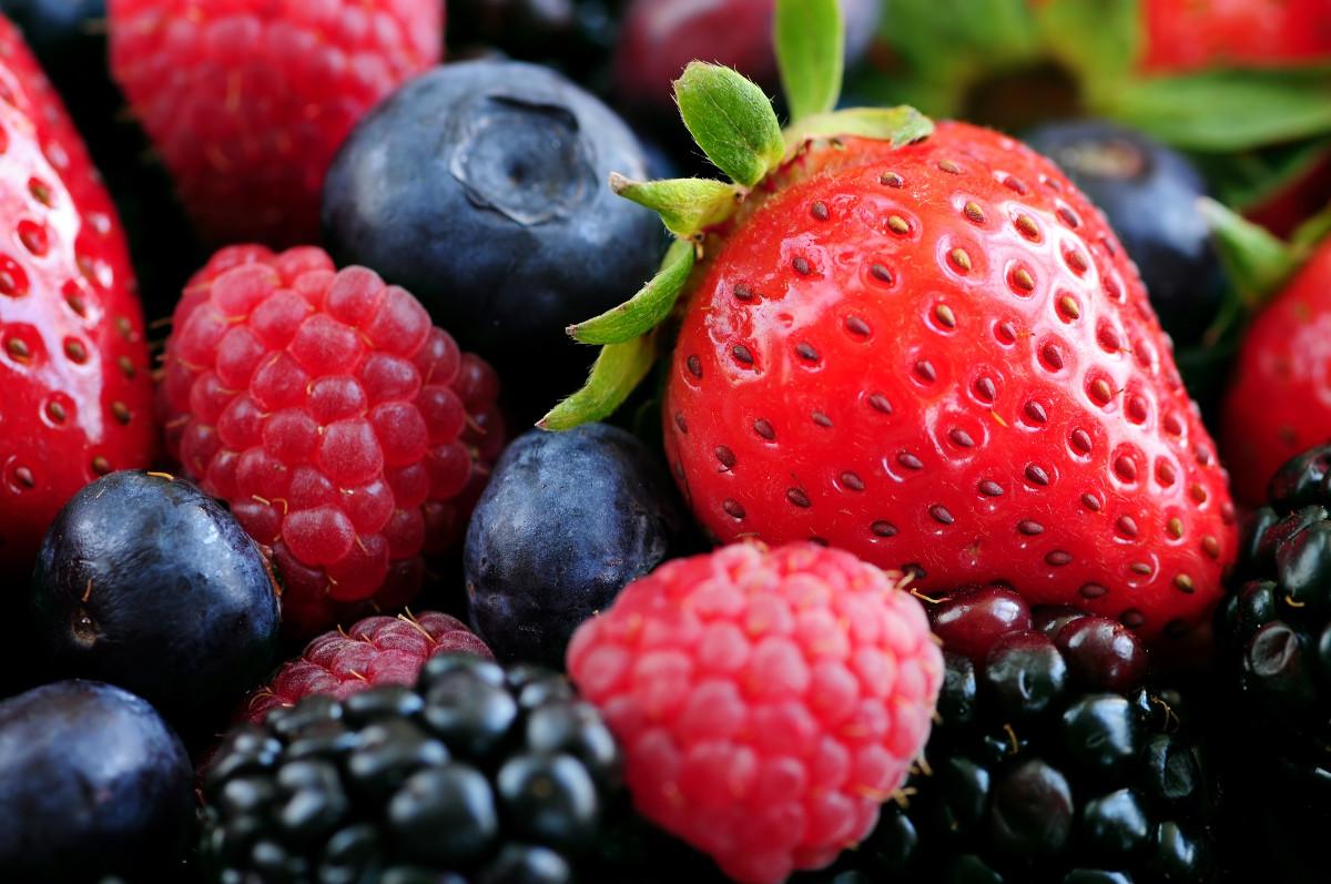 Лето со вкусом ягод